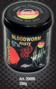 Blood Worm paste 350gr (SLUT)