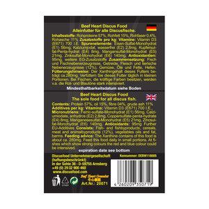 Beef heart soft XL 175 ml / 80gr (SLUT)
