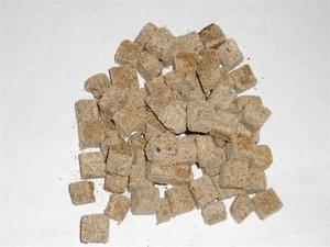 Frystorkad tubifex 0,5 liter+0,5 liter aqua-kraut